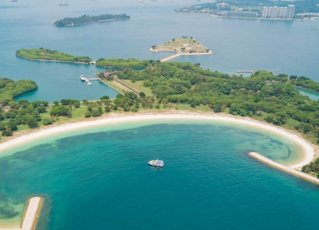 One Day Explore Singapore's Southern Island