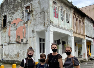 A Guided Tour of Kampong Glam: From Royalty to Trendy